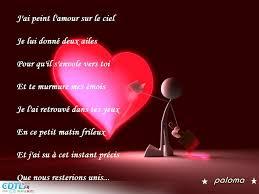d amour image d amour poëme a lire amour images et poèmes