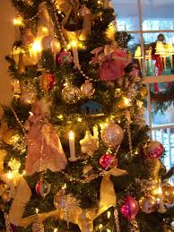 Christmas Tree Bead Garland Ideas by In What Order