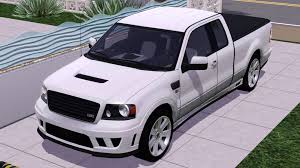 100 Ford Saleen Truck Saleen S331 F150 Muscle Supertruck Pickup