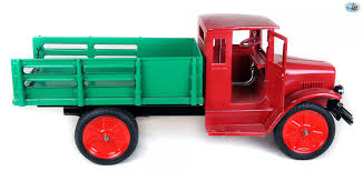 Fabulous Large 1926 Pressed Steel Reproduction Old Time Toys Buddy L ... Flatbed Truck Nova Natural Toys Crafts 1 Juguetes De Madera Vintage Toy Wyandotte Chieftain Lines Truck And Trailer The Old 13 Top Tow Trucks For Kids Of Every Age Interest Amazoncom Large Semi Big Rig Long Hot Wheels Monster Jam Giant Grave Digger Mattel Childrens Tin Unique Retro Wind Up Tagged 12 Pack Boley Cporation Big Garbage Wader Boy 123abc Tv Youtube Btat Mini Set 6 Different Go Smart Vtech 24 Dump Playing Sand Loader Children