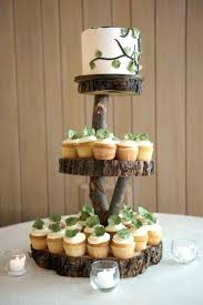 Wood Cake Stands Best Ideas On Rustic Wedding Aspen Mountain Bobby Australia