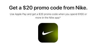 Apple Pay Promotion Brings Back $20 Nike Discount For Last ... Olive Garden Restaurant Hours Elvis Presley Show Las Vegas Nike Store Coupon Codes By Jos Hnu66 Issuu How To Use A Nike Promo Code Apple Pay Offers 20 Gift With 100 Purchase Promo Code Reddit May 2019 10 Off Coupons Spurst Organic India Shop App Nikecom 33 Insanely Smart Factory Store Hacks The Krazy Clearance Melbourne Revolution 2 Big Kids October Ilovebargain Sr4u Laces Black Friday Wii Deals 2018 This Clever Trick Can Save You Money On Asics Wikibuy