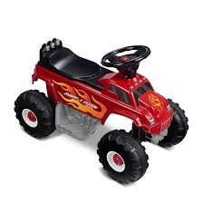 Radio Flyer Monster Truck With Lights And Sounds 6V Battery Operated ... Little Red Fire Engine Truck Rideon Toy Radio Flyer Designs Mein Mousepad Design Selbst Designen Apache Classic Trike Kids Bike Store Town And Country Wagon 24 Do It Best Pallet 7 Pcs Vehicles Dolls New Like Barbie Allterrain Cargo Beach Wagons Cool For Cultured The Pedal 12 Rideon Toys Toddlers And Preschoolers Roadster By Zanui Amazoncom Games 9 Fantastic Trucks Junior Firefighters Flaming Fun