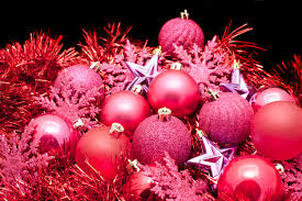 Where To Buy Christmas Tree Tinsel Icicles by 100 Pink Tinsel Christmas Tree Trend Alert Mini Christmas