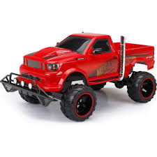 100 New Bright Rc Trucks 16 Scale Radio Control Mega Monster Truck Remote RC Toy
