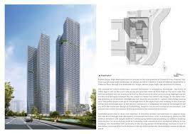 100 Apartment Architecture Design Winner Foshan Super HighRise By GOA