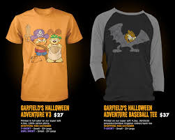 Thomas Halloween Adventures Dailymotion by Garfield S Halloween Adventure Geek Gab Garfield Halloween