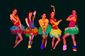 tenue de danse moderne danse