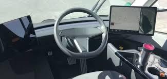 100 Model Semi Truck Kits Tesla Cabins 3inspired Elements Showcased In New Video