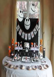 Nightmare Before Christmas Decorations by Nightmare Before Christmas Birthday Decorations Best Images