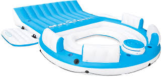 Intex Splash N Chill 4 Person Island, Blue In 2019 | Pool ... Inflatables Sevylor Fishing Kayaks Upc Barcode Upcitemdbcom Water Lounge Inflatable Chair Vintage Raft Mattress Pool Beach Cheap Lounger Find Double River Float Cooler Holder Lake Luxury Outdoors Island Floating Chairs Pvc Cool Pool And Water Lounge Chair 3 In 1 Lounger Sporting Goods Outdoor Decor