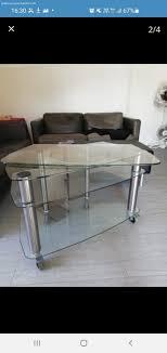 wohnzimmer tv möbel drehbar glas haushalt gratis zu