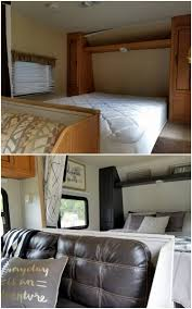 Modern Travel Trailer Remodel
