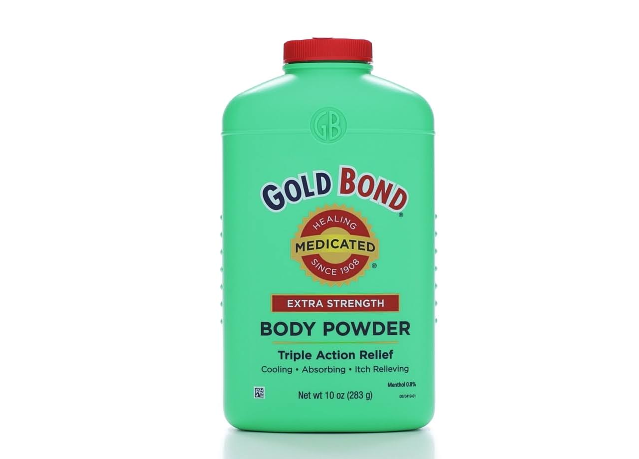 Gold Bond Extra Strength Body Powder - 10oz