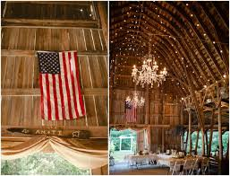 Decor Elegant Barn Wedding