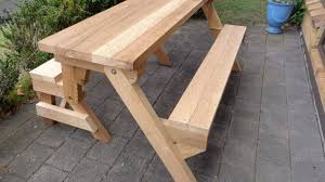 table wonderful red cedar picnic table wbenches tables with