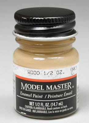 Testors | 1/2 oz Wood | Enamel Paint