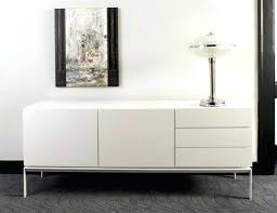 Sideboard Storage Cabinet Kitchen Classy Rustic Sideboard White