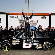 NASCAR Truck Series At Atlanta 2016 Results: Winner, Standings And ... Bad Boy Mowers Townley Knocked Out Of Daytona In Late Race Pileup Dover Results Nascar Truck Series June 2 2017 Racing News Eldora Dirt Derby Speedway Watch Nascar Live Stream Wwwnascarlivetvcom Sprint Cup Chevrolet Silverado 250 Race Cindric Bumps Rico Abreu To Make Truck Debut Pheonix Autoweek Kentucky July 6 Kyle Bush 18 Qualifying Driver Editorial Image Camping World Schedule For Heat Confirmed Christopher Bells Jbl Toyota Tundra Photo By Alan Wiltsie Austin Dillon Mario Gosselin 12 Orp League Old Bastards
