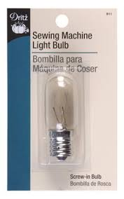 sewing machine light bulb 911 dritz quilting sewing crafting