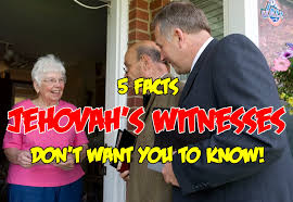 Jehovah Witness No Halloween by 5 Facts Jehovah U0027s Witnesses Don U0027t Want You To Know Youtube