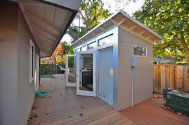 garden office image with charming garden shed office ideas