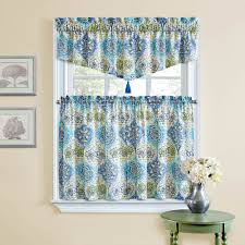 Waverly Curtains And Valances by Window Chevron Valance Waverly Fabric Waverly Kitchen Curtains