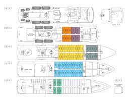 Star Princess Baja Deck Plan by Rcgs Resolute Wild Earth Travel