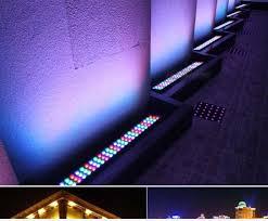 new 1m 12w led wall washer landscape light 12v 24v ac 85v 265v