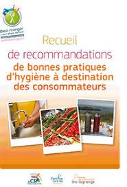 hygi鈩e alimentaire en cuisine familles rurales le guide des bonnes pratiques d hygiène en