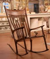 Sam Maloof Rocking Chair Plans by The Best Plan To Build A Maloof Rocker Popular Woodworking Magazine