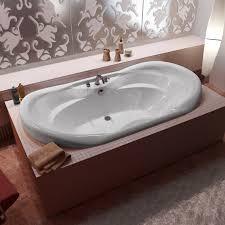 bathtubs idea outstanding oval soaking tub oval soaking tub drop