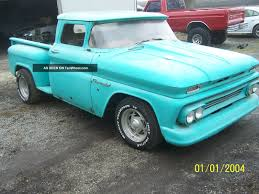 Vintage 1960 Chevrolet Pickup Truck Make A Good Rat Rod