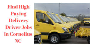 Delivery Driver Jobs Cornelius NC - YouTube