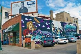 The Murals Of Lynlake by The Lyn Lake Building Office Space For Lease In Uptown Minneapolis