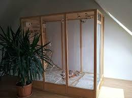 luxus wohnzimmer voliere