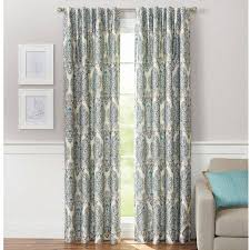 better homes and gardens persian damask with room darkening lining