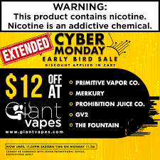 Merkury Vapor - Skipfish Liquids - Product/Service - 18 Photos ... Giantvapes Instagram Posts Gramhanet Giant Vapes Coupon Codes Giantvapes Twitter Take 20 Off Charlies Chalk Dust At Ecigarette Forum 15 Off Chubby Bubble Get Your Bubblegum Eliquids Ez Weekend Sale Starts Now 25 Everything E Hash Tags Deskgram Heres An Excellent Memorial Day This Time Over Vapes Coupon Coupon Codes I9 Sports Juul 2018 Vapeozilla