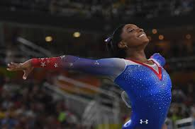 Simone Biles Floor Routine 2017 by Simone Biles Closes Out Olympics With Fourth Gold Medal In Floor