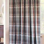 Allen Roth Curtains Bristol by Shop Allen Roth Bristol Sheer Curtain 84 In L Solid Ivory Rod