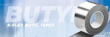 Bed It Butyl Tape by K Flex Butyl Tapes