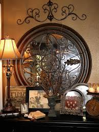 Tuscan Kitchen Ideas Hanging Wall Decor Outdoor Plates Metal