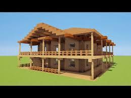 maison de luxe minecraft minecraft tuto comment faire une maison de luxe de plage