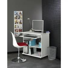 Techni Mobili Computer Desk Wayfair by Compact Computer Desk Elf Miniatures Pertaining To Popular Home