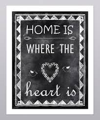 Take A Look At This Home Is Where The Heart Quilt Print On