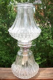 Lamplight Farms Oil Lamp by Bordeaux Glass Oil Lamp Lamplight Farms Nib