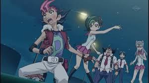 Yuma Tsukumo Deck Manga by File Kotori Slaps Yuma Png Yu Gi Oh Fandom Powered By Wikia
