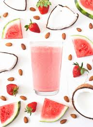 Seasonal Smoothies Green Spring Smoothie Coconut Watermelon Summer And Apple Spice Back To