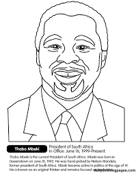 United States Black History Month Coloring Pages George Washington Carver