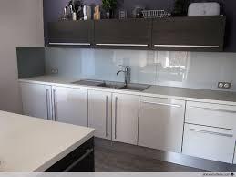 credence cuisine noir et blanc decoration cuisine noir et blanc 6 credence cuisine grise